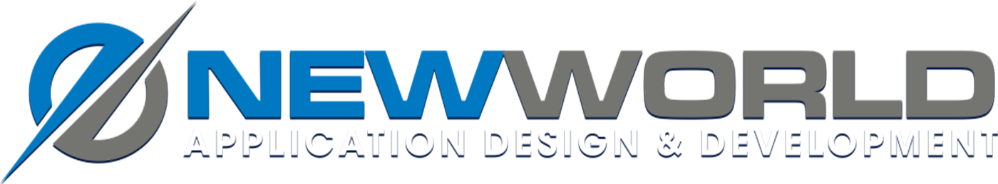 New World Application Design and Development
